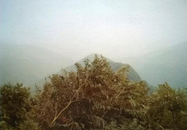 Vittore Fossati Passo del Brallo 1988 Stampa fotografica Lambda da negativo a colori 90 x 72 cm (112 x 94 cm con cornice) Ed. 1/3 + 2 A. P.