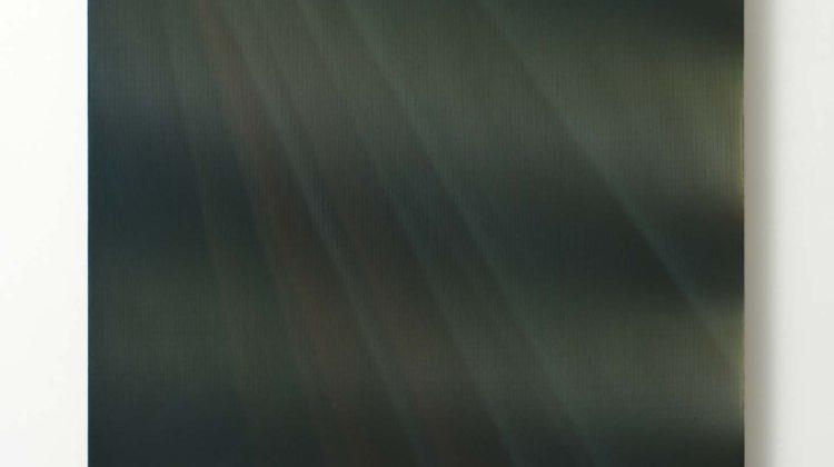 Adrien Couvrat Untitled 2014 Acrilico su tela 114 x 162 cm