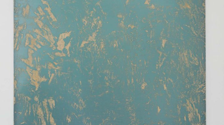 Gérard Traquandi Untitled 2014 Olio su tela 300 x 225 cm