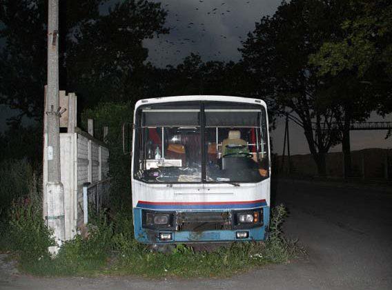 Andrzej Tobis -  76.13 autobus, der Autobus - 2007 - photograph