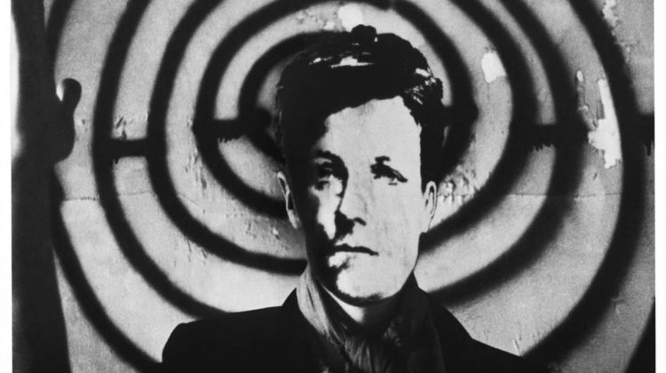 David Wojnarowicz - Arthur Rimbaud in New York (Target) - 1978-79 - Silver print 14 x 11 in. (35,5 x 28 cm) Edition 4/6