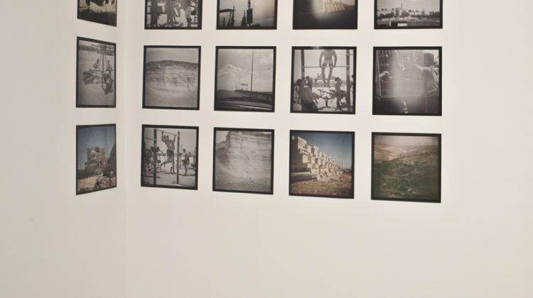 Raffaella Crispino -  Untitled (15 photos)-  2010 -  lambda prints on Kodak paper 190 X 140 cm ed. 1 + 1 Ap