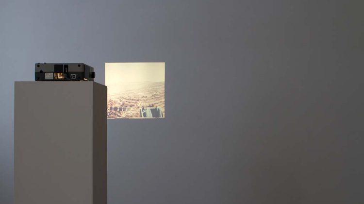 Raffaella Crispino -  Untitled -  2010 -  slide projection variable dimensions ed. of 3 + 1 Ap   Printed version   ed.5+1Ap