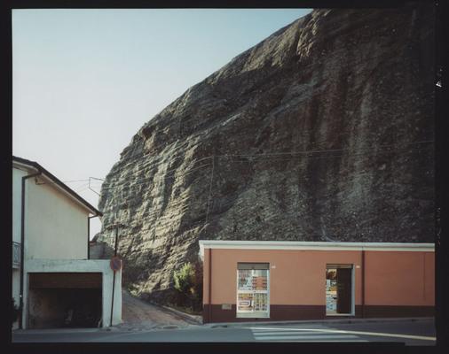 Guido Guidi, Perticara, via Trieste, 1985