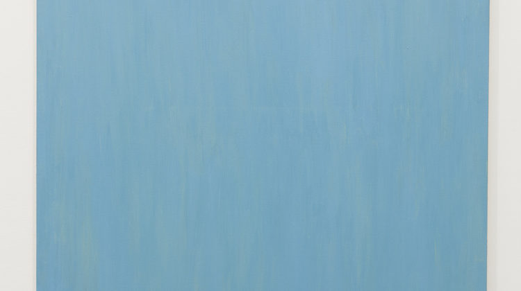 Maria Morganti, Sedimentazione 2011 #9, 2011, Oil on canvas, 110x90 cm Photo credit: Andrea Simi
