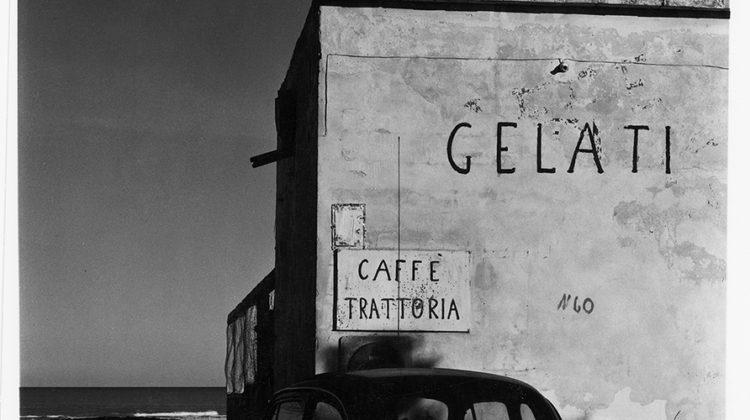 Guido Guidi, Fosso Ghiaia, 1971
