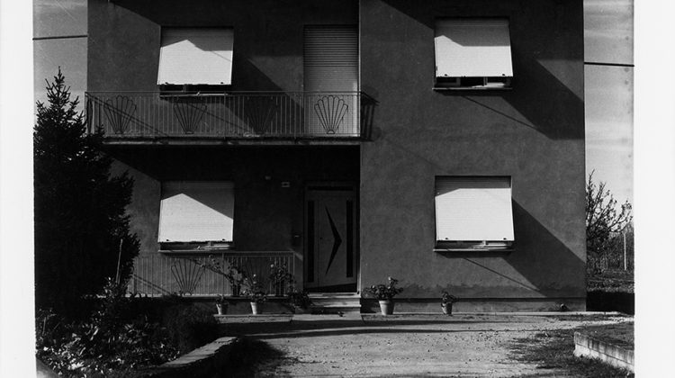 Guido Guidi, Cesena, 1972