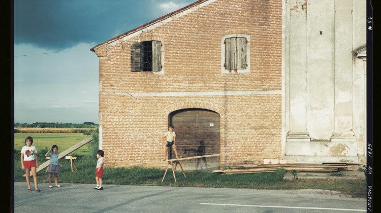 Guido Guidi, Presina, Chiesa di Santa Colomba (Cittadella), 1985