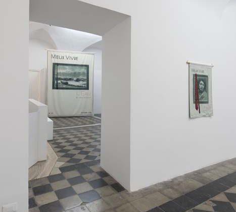 Installation view | Photo credit Giorgio Benni