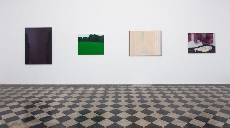 Installation view, Photo Credit: Giorgio Benni