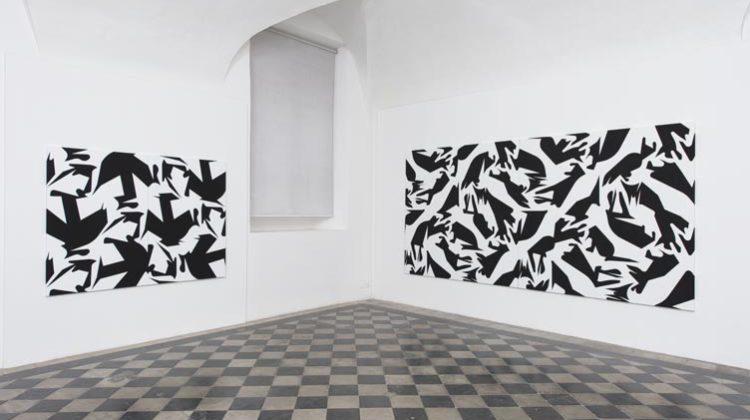 Sergio Lombardo. Quilting, Installatin view, Photo Credit: Giorgio Benni