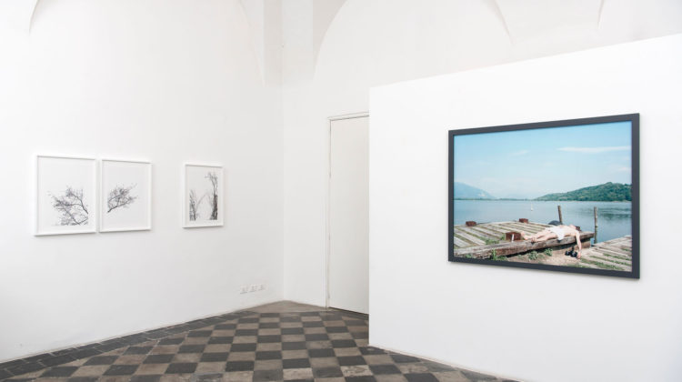 Paola De Pietri. Apèrto, Installation View, Photo credit: Giorgio Benni