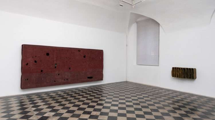 Simon Callery | Valentina D'Amaro, installation view, Photo credit: Giorgio Benni