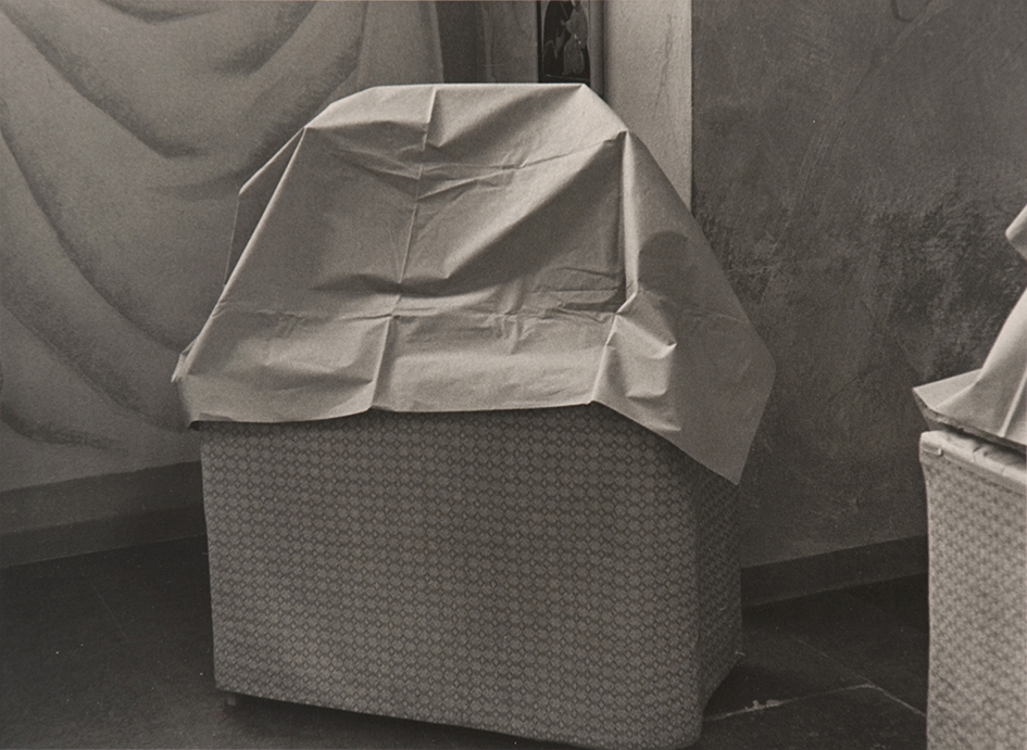 Jonathan VanDyke, Untitled (Cover), gelatin silver print, Ed. of 4, 11 x 14 inches