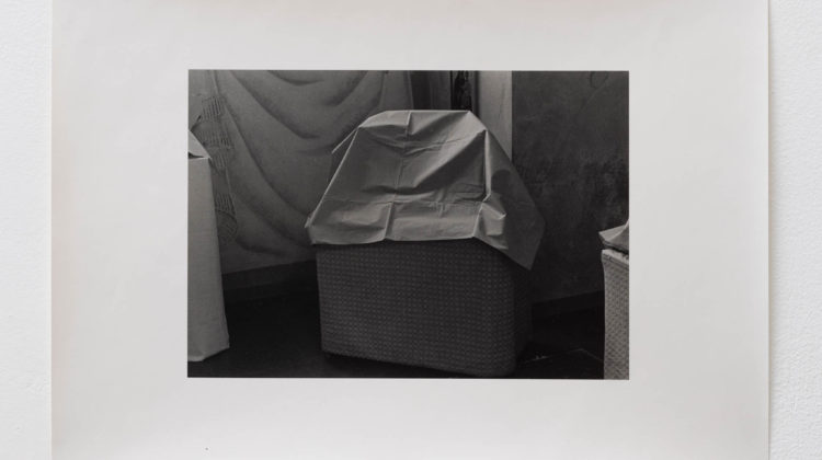 Jonathan VanDyke, Untitled (Cover), 2004, gelatin silver print on fiber paper, edition of 4 + 1 AP, 27 x 35 cm