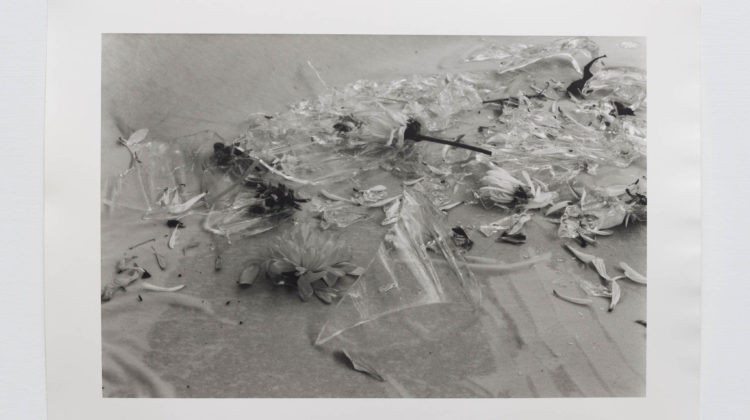 Jonathan VanDyke, Dark Room (After Edward Yang), 2019, gelatin silver print on fiber paper, edition of 4 + 1 AP, 27 x 35 cm