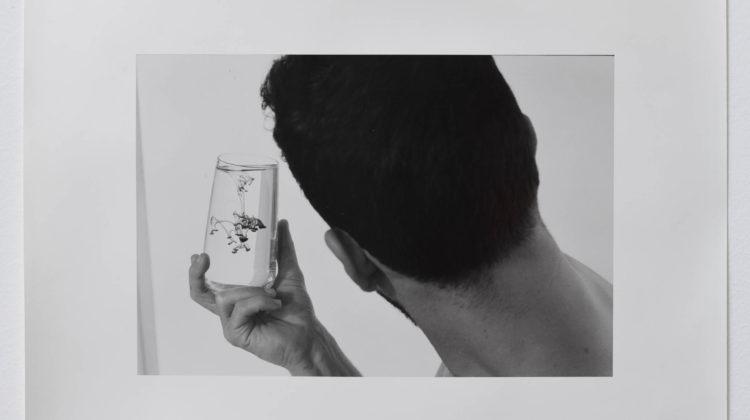 Jonathan VanDyke, Long View (David), 2016, gelatin silver print on fiber paper, edition of 4 + 1 AP, 27 x 35 cm